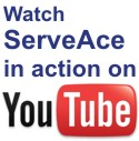 See ServeAce in Action on YouTube
